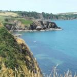 Cliffs around Newport
