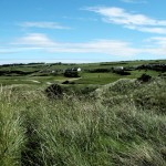 Newport golf course