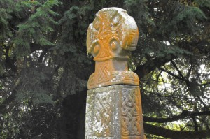 St Brynach churchyard
