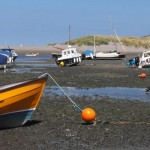 Boats on the estuary